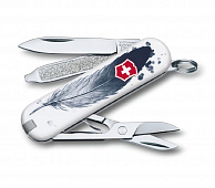 Нож Victorinox 0.6223.L1605 Classic LE 2016 «Light as a Feather» (58mm)